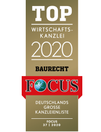 award top2019baurecht